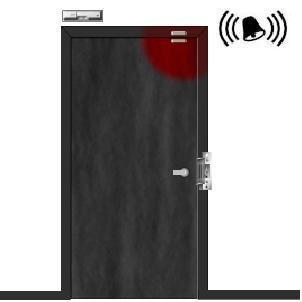 Door contact honeywell 944t 3 8u201d diameter for 1078c door contact